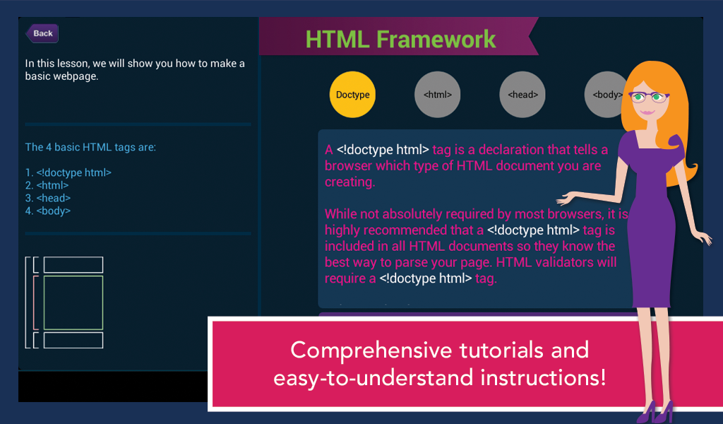 L2Code HTML – Learn to Code! Screenshot 11