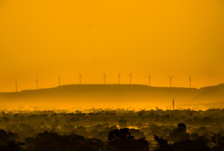 by Milind Shirsat - Landscapes Sunsets & Sunrises