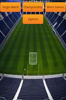 Screenshot of Football Chapas World Cup