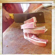 Lamb Butchery Class