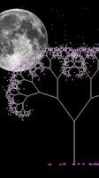 Screenshot of Magic Tree Live Wallpaper