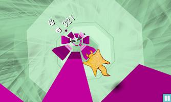 Screenshot of Octagon 360 Runner