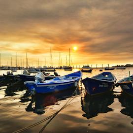 by Antonio Amen - Landscapes Sunsets & Sunrises