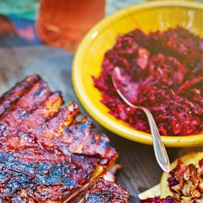 Beetroot And Smoked Bacon Relish