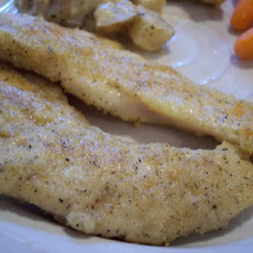 Yummy Parmesan Chicken Fingers