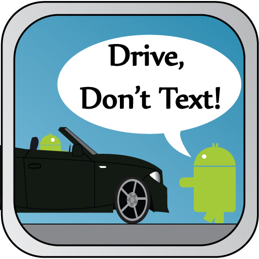 Drive Don't Text LOGO-APP點子
