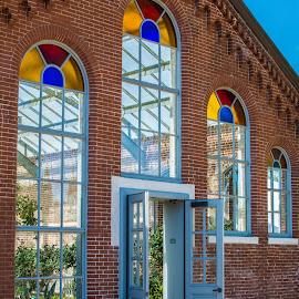 by Matt Meyers - Buildings & Architecture Other Exteriors ( st louis, greenhouse, garden, missouri botanical garden )