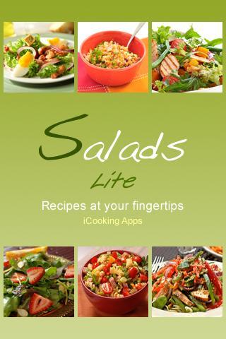 iCooking Salads Lite
