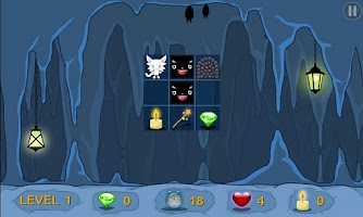Screenshot of Lulu Gem Hunt