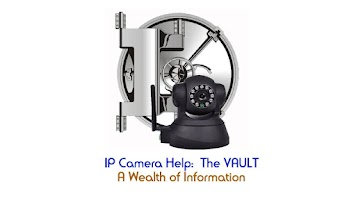 Screenshot of IP Camera VAULT