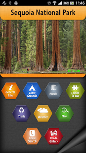 Sequoia National Park Guide - screenshot