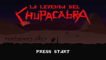 Screenshot of La leyenda del Chupacabra