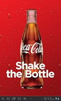 Screenshot of Coca-Cola Shake It Up!