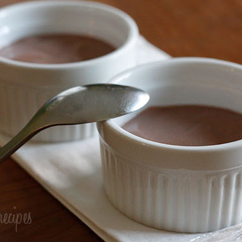 Chocolate Ricotta Mousse
