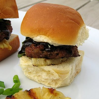 Teriyaki Sliders