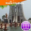 Accra Street Map