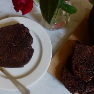 Double Chocolate Zucchini Quick Bread
