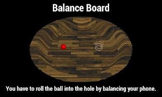 Screenshot of Balance Board - Labyrinth Game