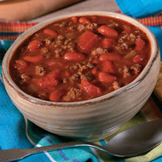Campbell's® Slow Cooker Hearty Beef and Bean Chili