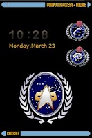 Screenshot of Star Trek Theme (free)