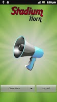 Screenshot of Air Horn New