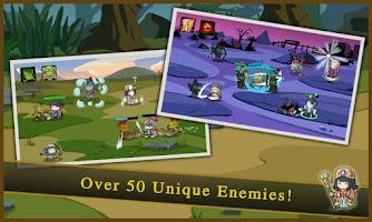 Screenshot of Hero Gladiator