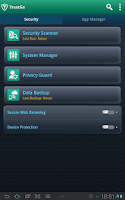 Screenshot of Antivirus & Mobile Security