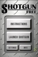 Screenshot of Shotgun Free for Android