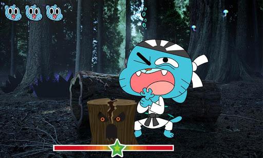 Gumball Minigames Lite - screenshot