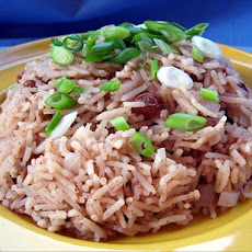Cinnamon Basmati Rice With Raisins