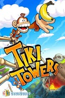 Screenshot of Tiki Towers Lite
