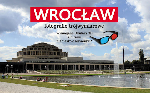 3D Pictures: Wroclaw