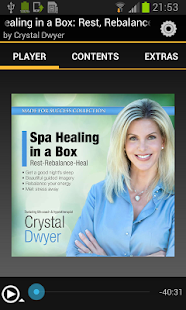 Spa Healing in a Box - screenshot