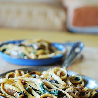 Caramelized Onions Mushrooms Pasta Recipes