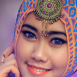 by Chandra Wirawan - People Portraits of Women