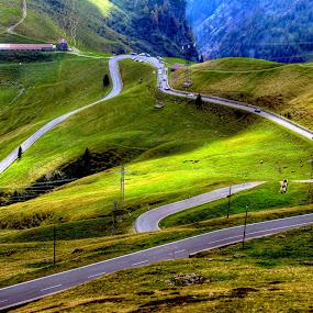by Luna Sol - Transportation Roads (  )