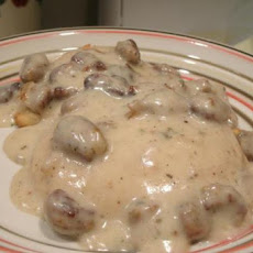 Hubby's All Time Favorite Sausage Gravy