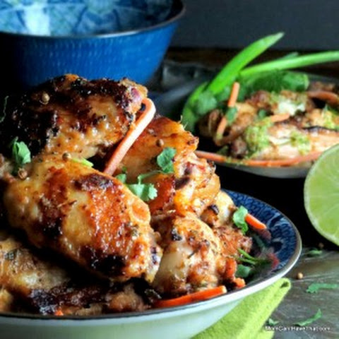 Tikka Chicken Wings
