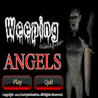 Screenshot of SlenderMan Weeping Angels