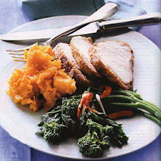 Cornmeal-and-Chile-Cumin Coated Pork Loin