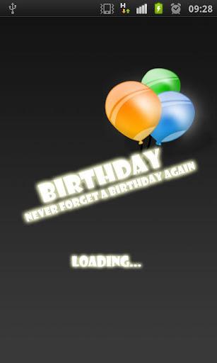 Födelsedagar PRO