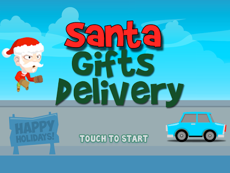 Santa Gifts Delivery apk screenshot