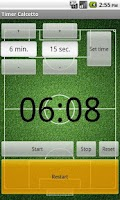 Screenshot of Timer Street Soccer