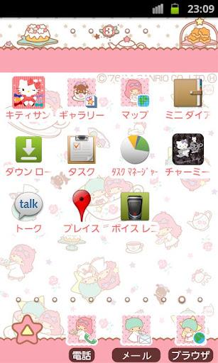玩個人化App|SANRIO CHARACTERS Theme7免費|APP試玩