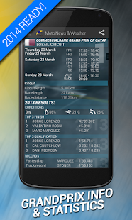 MOTO NEWS & WEATHER '16 ADFREE- screenshot thumbnail