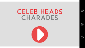 Screenshot of Celeb Heads Up Charades!