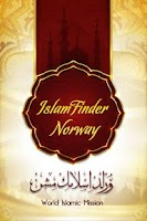 Screenshot of IslamFinder