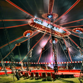 The Circus by Antonio Amen - News & Events Entertainment ( lights, magic, performance, colors, circus, clowns )