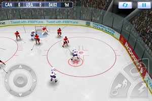 Screenshot of Patrick Kane's Hockey Classic