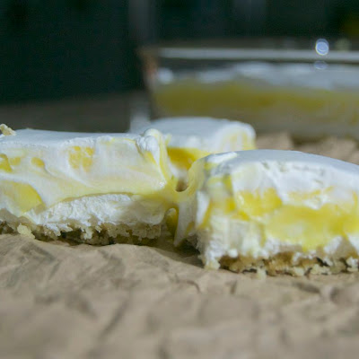 The Best Lemon Squares